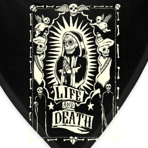 Life and Dead T-Shirts - Bandana