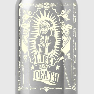 Life and Dead T-Shirts - Water Bottle