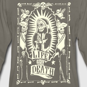 Life and Dead T-Shirts - Men's Premium Long Sleeve T-Shirt
