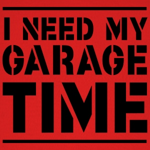 I need my garage time T-Shirts - Baseball Cap