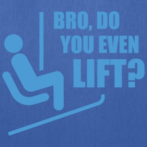 Bro, Do You Even Lift? - Tote Bag