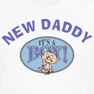 New Daddy T-Shirt - Men's Premium Long Sleeve T-Shirt