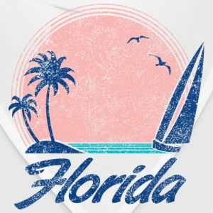 Florida Sunset T-Shirts - Bandana