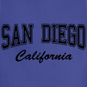 San Diego California Women's T-Shirts - Adjustable Apron