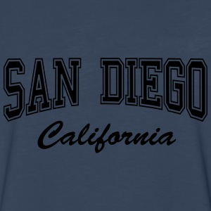 San Diego California Women's T-Shirts - Men's Premium Long Sleeve T-Shirt