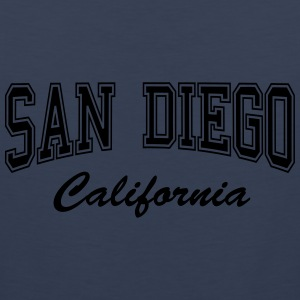 San Diego California Women's T-Shirts - Men's Premium Tank