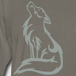 wolf 6.1_ T-Shirts - Men's Premium Long Sleeve T-Shirt