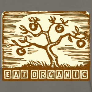 Eat Organic T-Shirts - Men's Premium Long Sleeve T-Shirt