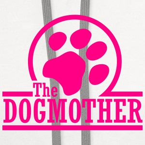 the dogmother Women's T-Shirts - Contrast Hoodie