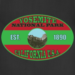 Yosemite National Park T-Shirts - Adjustable Apron