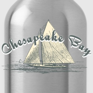 Chesapeake Bay Sailing T-Shirts - Water Bottle