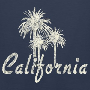 California Palm Trees T-Shirts - Men's Premium Tank
