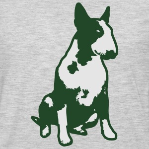 Bull Terrier 2013 2c T-Shirts - Men's Premium Long Sleeve T-Shirt