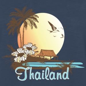 Thailand Beach Women's T-Shirts - Men's Premium Long Sleeve T-Shirt
