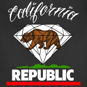 Diamond Republic of California T-Shirts - Adjustable Apron