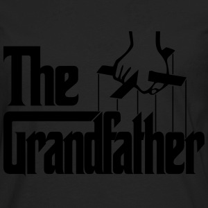 The Grandfather T-Shirts - Men's Premium Long Sleeve T-Shirt