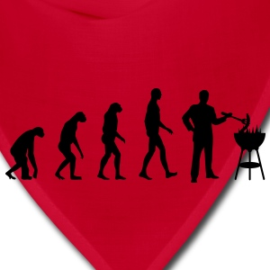 Evolution BBQ T-Shirts - Bandana