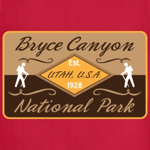 Bryce Canyon National Park T-Shirts - Adjustable Apron