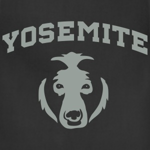 Yosemite Bear T-Shirts - Adjustable Apron