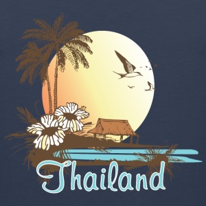 Thailand Beach T-Shirts - Men's Premium Tank