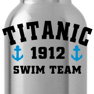 Titanic swim team 1912 T-Shirts - Water Bottle