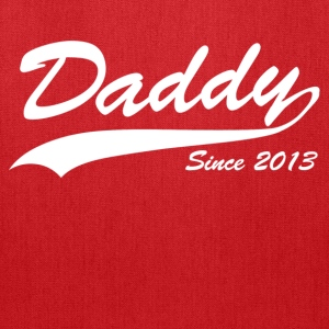 daddy since 2013 - Tote Bag
