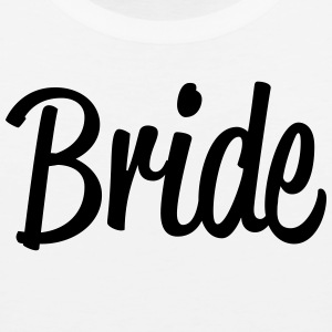 Bride Women's T-Shirts - Men's Premium Tank