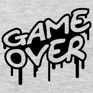 Game Over Women's T-Shirts - Men's Premium Long Sleeve T-Shirt