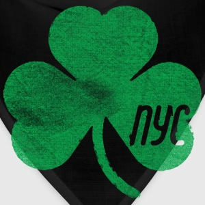 NYC Shamrock  Baby & Toddler Shirts - Bandana