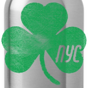 NYC Shamrock  Baby & Toddler Shirts - Water Bottle