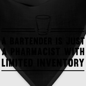 Bartender is a pharmacist with limited inventory Women's T-Shirts - Bandana