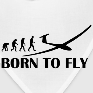 born to fly T-Shirts - Bandana