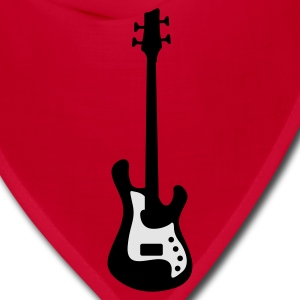 bass guitar T-Shirts - Bandana