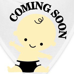 Coming soon - baby Women's T-Shirts - Bandana