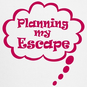 Planning my escape Women's T-Shirts - Trucker Cap