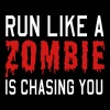 Run like a zombie is chasing you Women's T-Shirts - Women's Premium T-Shirt