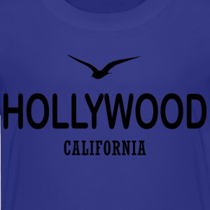 hollywood_california_seagull_orig Kids' Shirts - Toddler Premium T-Shirt