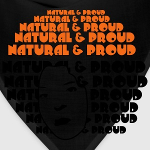 Natural & Proud Women's T-Shirts - Bandana