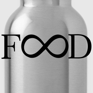 food infinity T-Shirts - Water Bottle