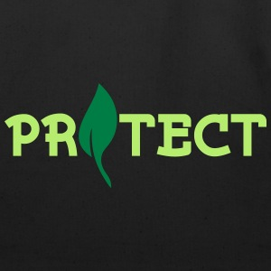 Protect Environment T-Shirts - Eco-Friendly Cotton Tote