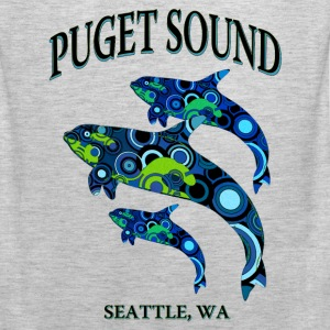 Puget Sound - Seattle - Men's Premium Tank