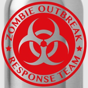 Zombie Outbreak Response Team - Water Bottle
