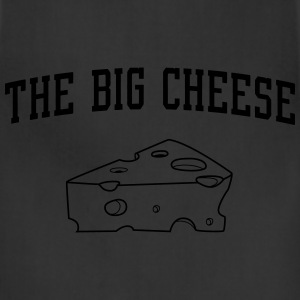 The Big Cheese T-Shirts - Adjustable Apron