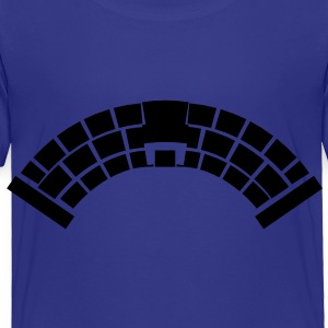 A Bridge simple with medieval stonework  Kids' Shirts - Toddler Premium T-Shirt