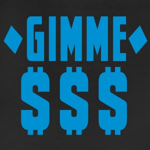 GIMME DOLLARS $$$ with diamonds Kids' Shirts - Leggings