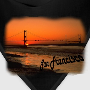 Golden Gate - Bandana