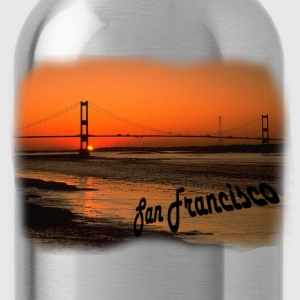 Golden Gate - Water Bottle