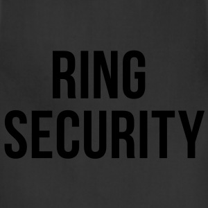 Ring Security Baby & Toddler Shirts - Adjustable Apron