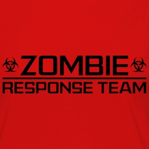 Zombie Response Team - Women's Premium Long Sleeve T-Shirt