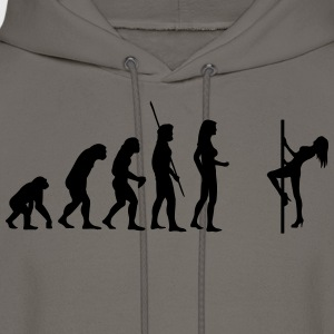 Evolution Tabledance Shirt - Men's Hoodie